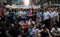 """Chính quyền Trung Quốc: Biểu tình ở Hong Kong """"bất hợp pháp"""""""