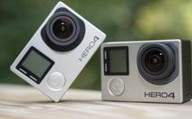 GoPro Hero4 quay 4K, Hero giá bình dân