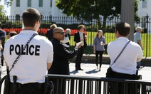 Nhà Trắng bị xâm nhập: mật vụ báo cáo láo?