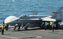 Chiến dịch không kích IS tiêu tốn gần 1 tỉ USD