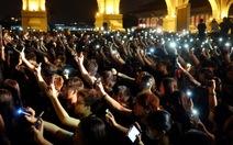 Người biểu tình Hong Kong dọa chiếm tòa nhà chính phủ