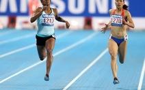 Vũ Thị Hương thất bại nặng nề ở đợt chạy CK 200m nữ