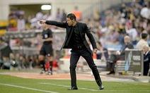 HLV Simeone trở lại, Atletico Madrid khởi sắc