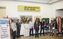 POSCO E&C kết nối hoạt động giao lưu văn hóa Việt – Hàn