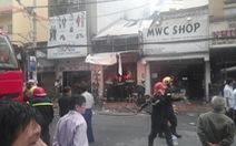 Vụ cháy nhà 7 người chết: Do xe máy phát hỏa