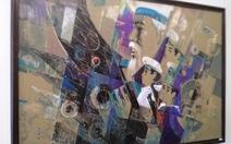 Người Đài Loan mua tranh Giữ biển của Việt Nam
