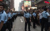 Cảnh sát bắt nhóm đánh người biểu tình Hong Kong