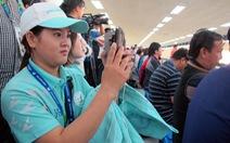 Khi cô dâu Việt ở Hàn Quốc làm tình nguyện viên