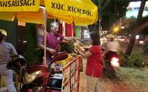 Món ăn ngoại xuống phố Sài Gòn
