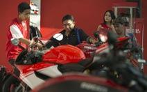 Các hãng xe phân khối lớn tăng tốc ở Đông Nam Á