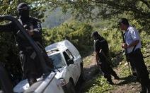 Tước vũ khí của cảnh sát thành phố xảy ra thảm sát sinh viên