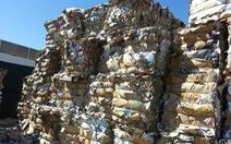 Siết chặt quản lý nhập khẩu chất thải