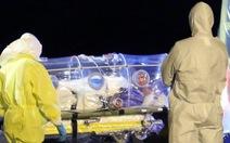 Ebola đã lan ra bên ngoài Tây Phi