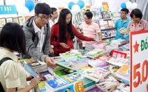 Sài Gòn - Hà Nội cùng vào hội sách Trẻ