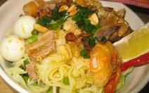Mì Quảng - đậm đà hương vị miền Trung