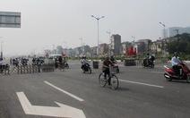 Thông xe đường 5 kéo dài, khánh thành cầu Đông Trù