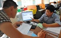 Cải cách thủ tục ngành thuế:Con người mới quan trọng