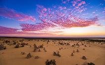 Đi 40.000km chụp ảnh nước Úc tuyệt đẹp