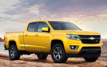 Chevrolet Colorado 2015 sặc sỡ 10 sắc màu