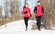 Thời tiết lạnh giúp dễ giảm cân