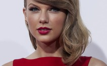 Taylor Swift đượcbình chọn Người phụ nữ của năm
