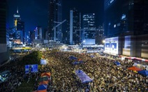 Hong Kong: đe dọa bao vây nơi biểu tình