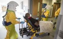 Thêm một trường hợp nhiễm Ebola ở Mỹ