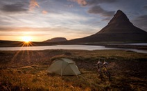 Đạp xe 1.400km khám phá Iceland