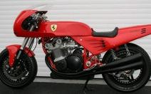 Ngựa chiến 2 bánh của Ferrari