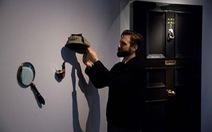 Triển lãm vinh danh thám tử huyền thoại Sherlock Holmes