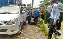 Tài xế taxi Vinasun đột tử trên xe