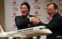 Nhật Bản tự sản xuất máy bay dân dụng