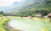 Kỳ thú Thung Nham