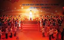 Khánh thành khu tưởng niệm anh hùng Lý Tự Trọng