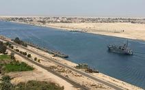 Ai Cập bắt đầu khởi động đào kênh Suez mới