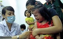 Trẻ nào cần tiêm văcxin sởi - rubella?