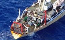 Trung Quốc thả phao nghiên cứu ở Tây Thái Bình Dương