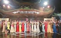 20 thí sinh vào chung kếtHoa hậu VN 2014