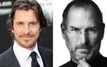 Christian Bale vào vaiSteve Jobs