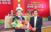 HĐND Thừa Thiên - Huế họp bất thường bầu tân chủ tịch