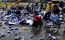 """Những tấm lòng vàng sau sự cố """"hôi bia"""" ở TP Biên Hòa"""