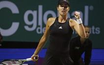 Giải quần vợt WTA Finals 2014: Serena William và Simona Halep đi tiếp