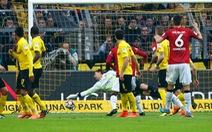 Thua trận thứ tư liên tiếp, Dortmund rớt xuống hạng 15