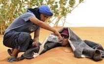 ĐếnMorocco tắm cát