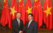 Họp Ủy ban chỉ đạo hợp tác song phương Việt - Trung