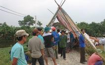 Người dân kéo lên huyện yêu cầu dời trại heo