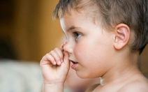 Nguyên nhân và cách xử trí khi trẻ chảy máu cam