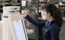Một ngày công nghệ :Người máy bán hàng điện máy