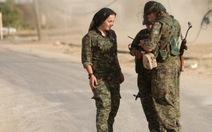 Những nữ chiến binh người Kurd gieo kinh hoàng cho IS