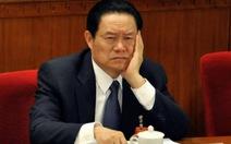 Trung Quốcchưa khởi tố ông Chu Vĩnh Khang